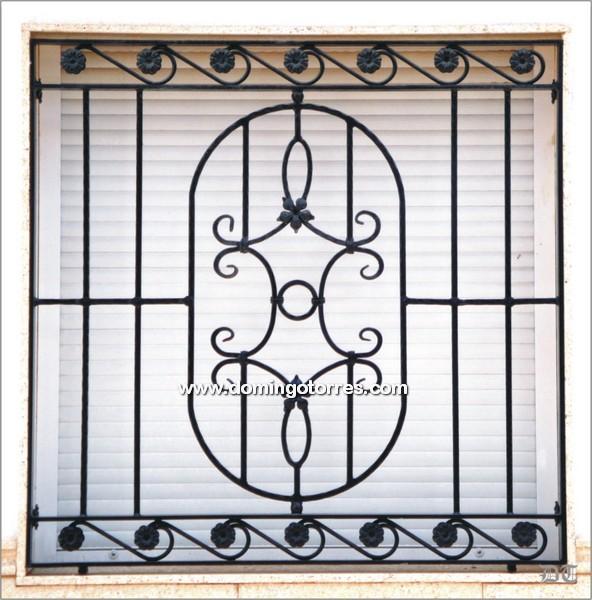 Pin rejas para ventanas ciudad buenos aires ajilbab com - Rejas de hierro forjado ...
