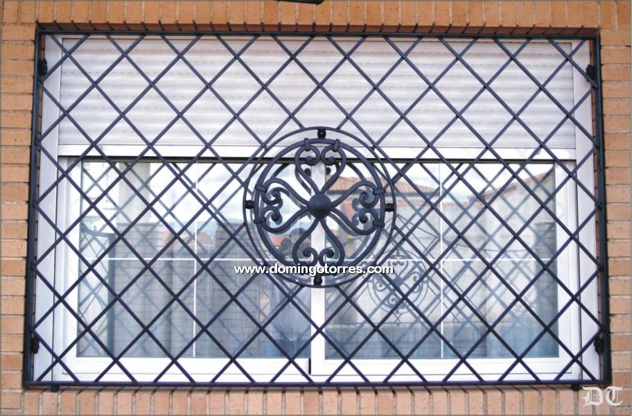 Ejemplo reja n 3074 en forja domingo torres s l - Domingo torres forja ...