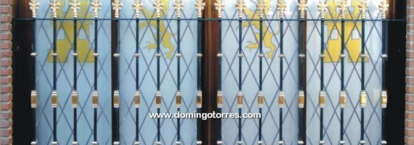 Ejemplos de barandas y barandillas de forja domingo torres - Domingo torres forja ...