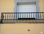 4017 Balcón forja artistica
