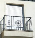 4020 Balcon forja artistica