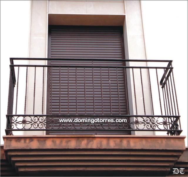 Ejemplo balc n n 4051 forja domingo torres s l - Domingo torres forja ...