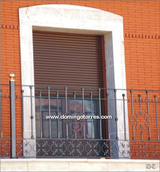 Ejemplo balc n n 4059 forja domingo torres s l - Domingo torres forja ...