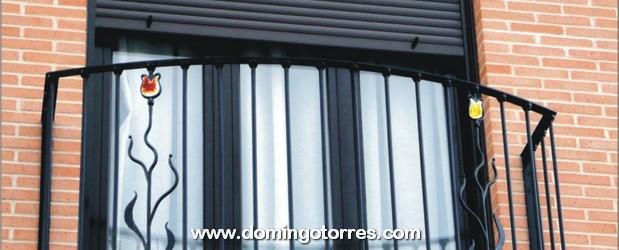 Balcones de forja es una etiqueta de forja y decoraci n - Domingo torres forja ...