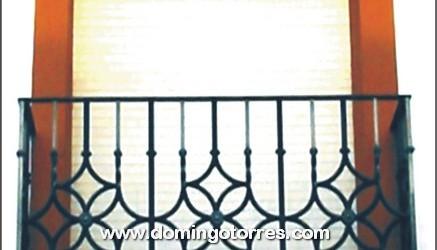 Ejemplo balc n n 4074 forja domingo torres s l - Forja domingo torres ...