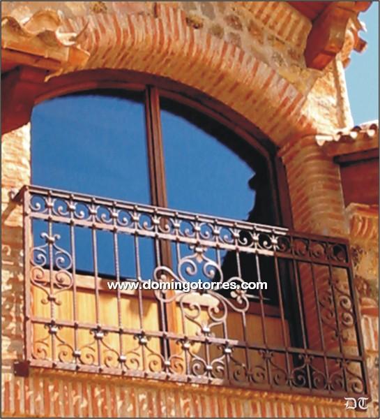 Ejemplo balc n n 4078 forja domingo torres s l - Forja domingo torres ...
