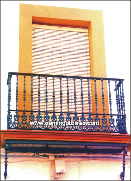 Ejemplo balc n n 4114 forja domingo torres s l - Domingo torres forja ...