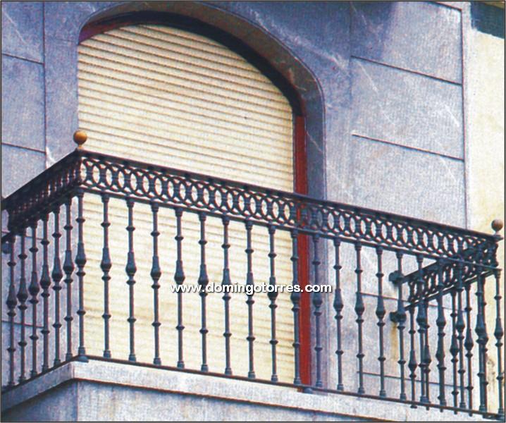 Ejemplo balc n n 4119 forja domingo torres s l - Forja domingo torres ...