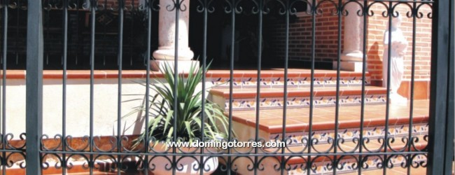 Ejemplos cerrajer a es una etiqueta de forja y decoraci n - Domingo torres forja ...