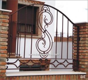 5035 verja forja art stica - Domingo torres forja ...