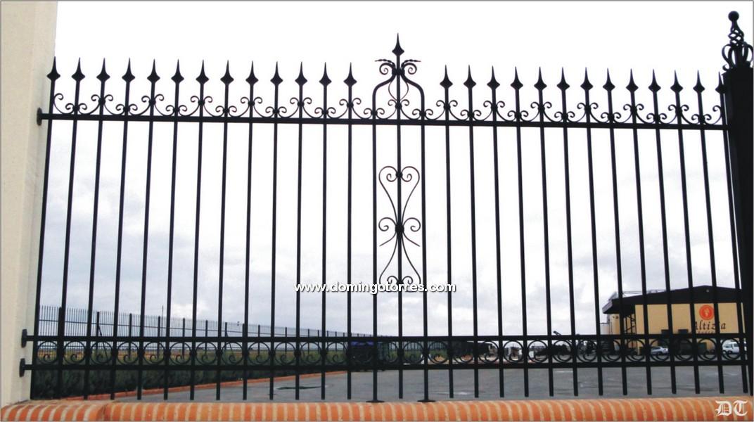 Rejas de hierro - Forja domingo torres ...