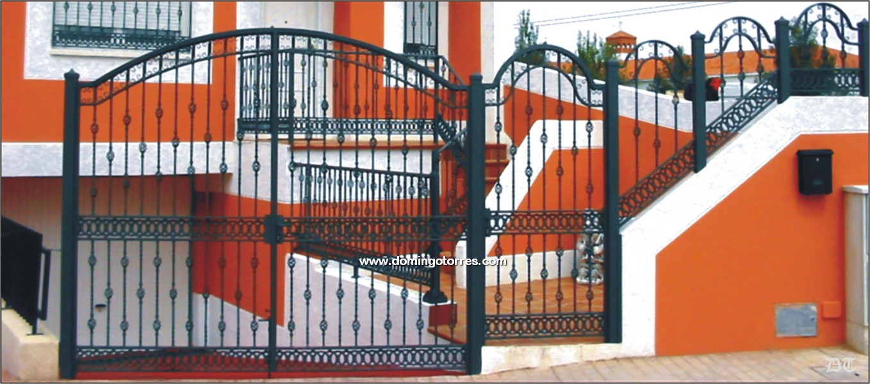 Verjas de hierro verjas modulares y cercas del hierro - Verjas de hierro ...