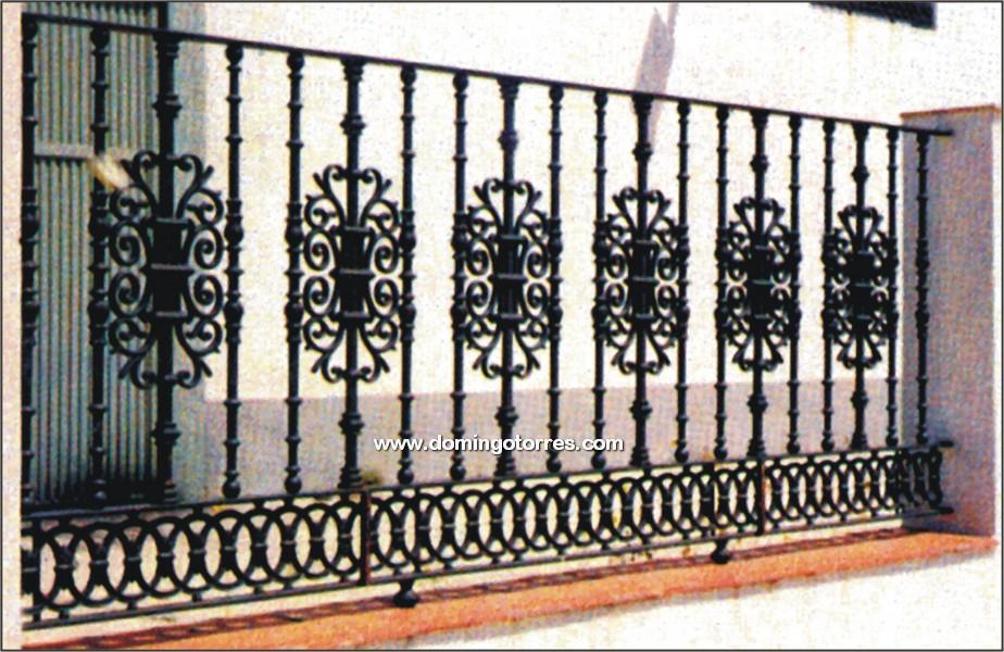 Related pictures puertas rejas para ventanas hierro - Rejas de hierro forjado ...