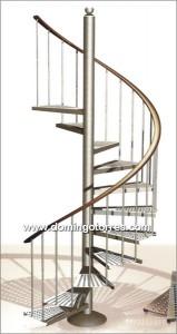 Meseta chapa 2 chp forja domingo torres s l - Medidas escalera caracol ...
