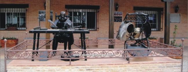 Atril de forja es una etiqueta de forja y decoraci n - Domingo torres forja ...