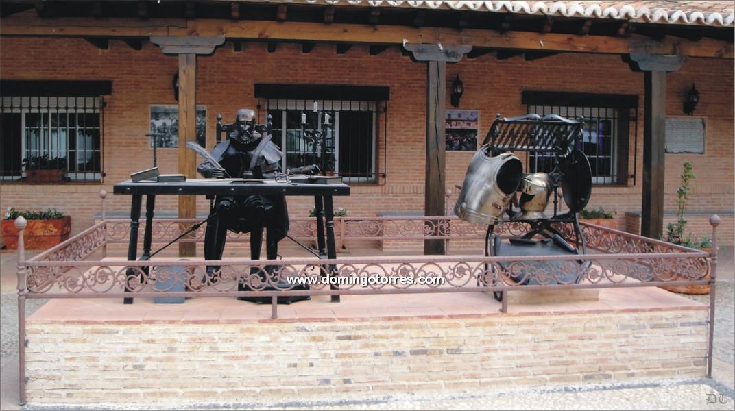 7008 Cervantes forja artesana