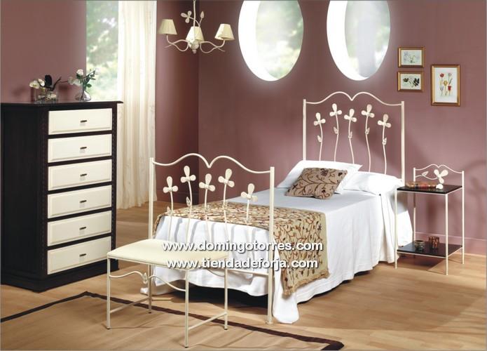 Muebles de hierro forjado camas de hierro forjado auto - Cabecero hierro forjado ...