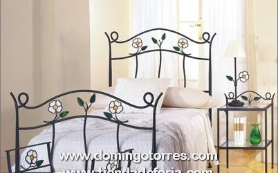 Camas y cabeceros es una etiqueta de forja y decoraci n - Cabeceros de hierro ...