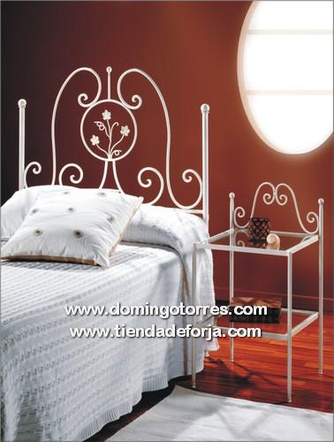 Cabecera para cama matrimonial de hierro forjado bed - Cabecero hierro forjado ...