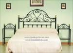C-6 Cabecero y cama de forja artística