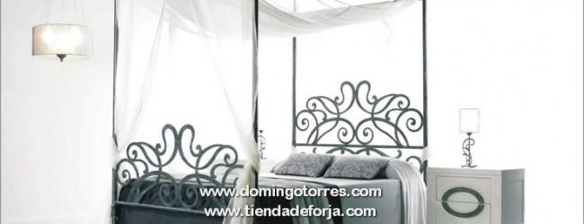 Camas y cabeceros es una etiqueta de forja y decoraci n - Forja domingo torres ...