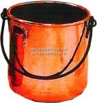 CBL-18 Cubo pozal cobre y forja