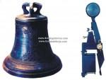 CBL-6 Campana bronce