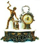 CBL-7 Reloj bronce herrero