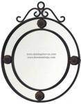CE-21 Espejo hierro forjado