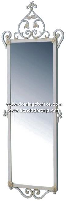 CE-25 Espejo de pared forja artística