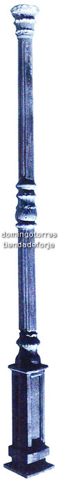 CO-3 Columna hierro fundido