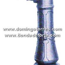 FT-12 Fuente hierro fundido