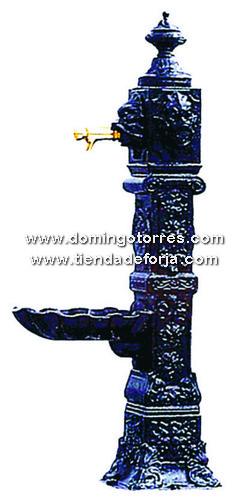 FT-9 Fuente hierro fundido