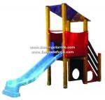 JI-1 Juego infantil parque
