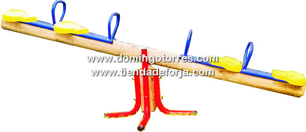 JI-11 Balancín madera