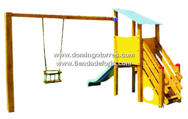 JI-2 Juego infantil parque