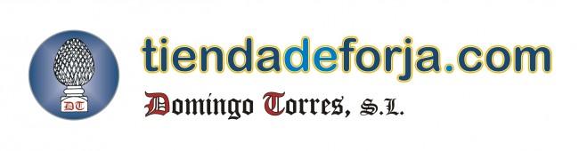 Logo tienda on-line de forja