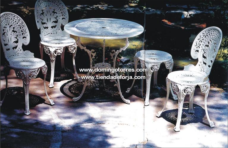 MSE-10 MSE-11 MSE-12 Mesa silla taburete jardin patio terraza