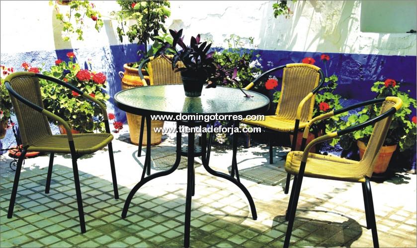 mesas y sillas de patio comparar los precios de