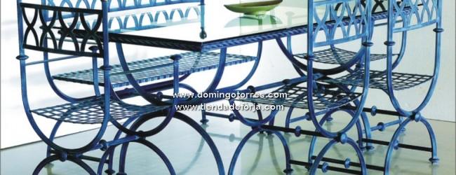 Muebles de forja baratos es una etiqueta de forja y for Muebles de forja baratos