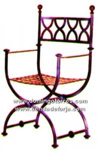 Conjunto de mesas sillas sillones y sof de forja - Sillas de forja baratas ...