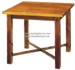MSH-12 Mesa madera hostelería