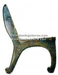 PB-14 Pata banco hierro fundido