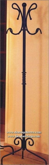 PG-11 Perchero forja artística