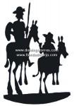 QJ-28 Quijote forja artesana