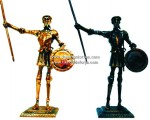 QJ-35 Quijote bronce latón