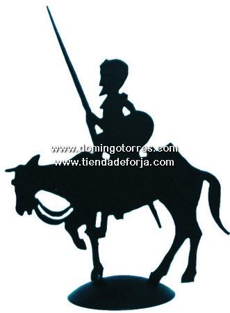 QJ-6 Quijote forja artistica