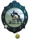 QJ-8 Reloj quijote forja artesana