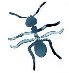 Hormiga e insectos de forja artística