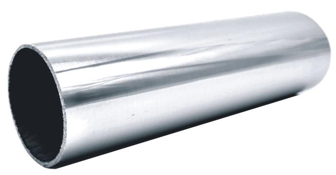 2350-INOX Tubo acero inox espejo barandilla